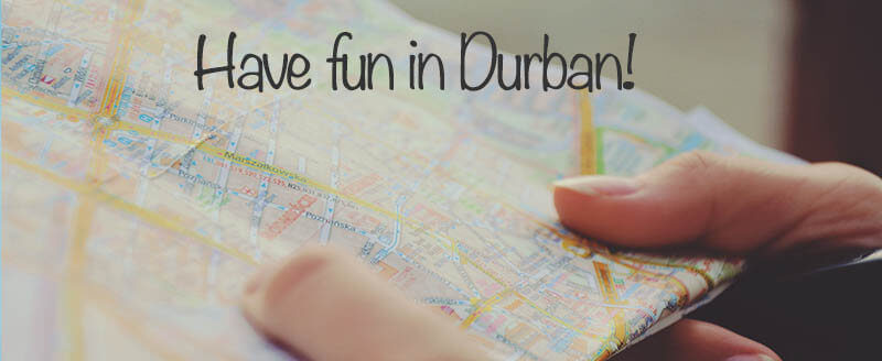 Budget weekend in Durban