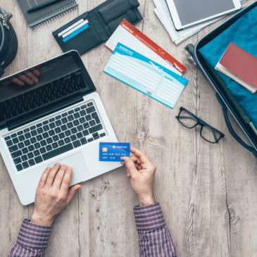 What you need to book flights online